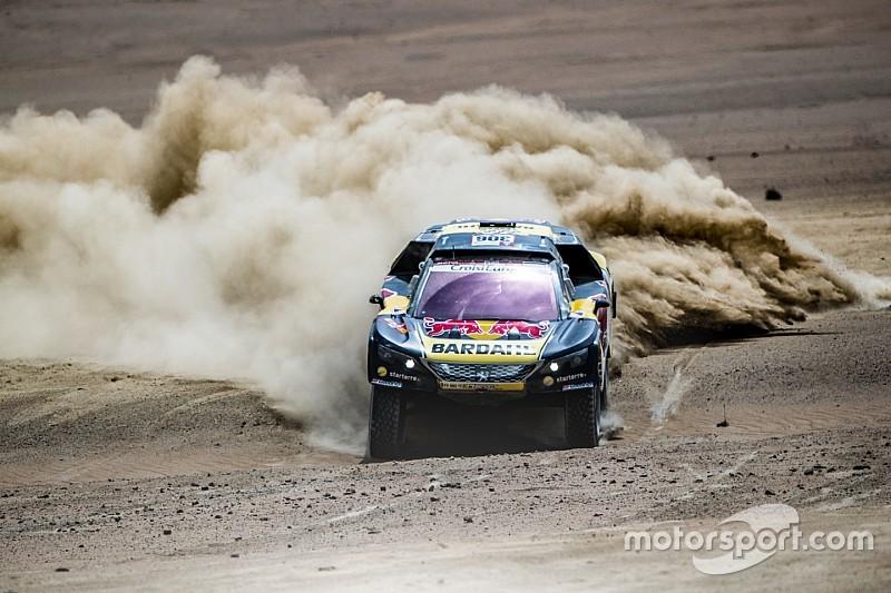 Dakar Stage 5: Loeb dominasi lintasan terpanjang