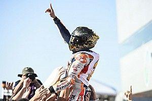 GALERI: Perjalanan Marquez menuju titel MotoGP kelima