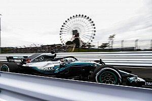 F1, Suzuka, Libere 2: Hamilton imprendibile, Vettel è terzo ma a otto decimi!