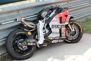 La Ducati si assume la responsabilità dell'incidente di Lorenzo, ma senza dare dettagli