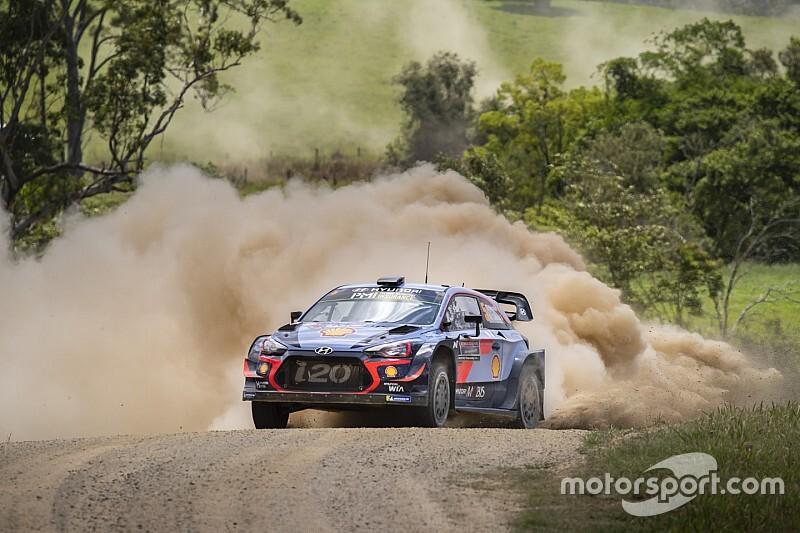 Cancelado el Rally de Australia 2019 por incendios; Hyundai, campeón