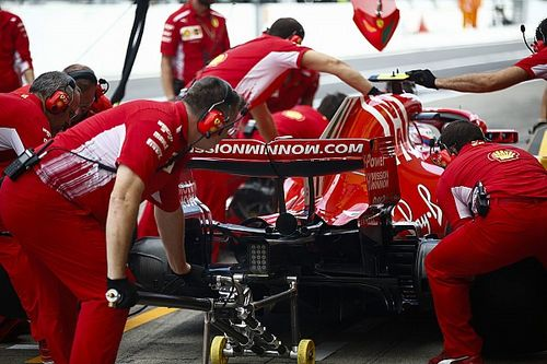 "Arrivabene says ""unacceptable"" tyre call lacked ""common sense"""