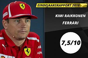 Eindrapport Kimi Raikkonen: Ferrari-afscheid met opgeheven hoofd