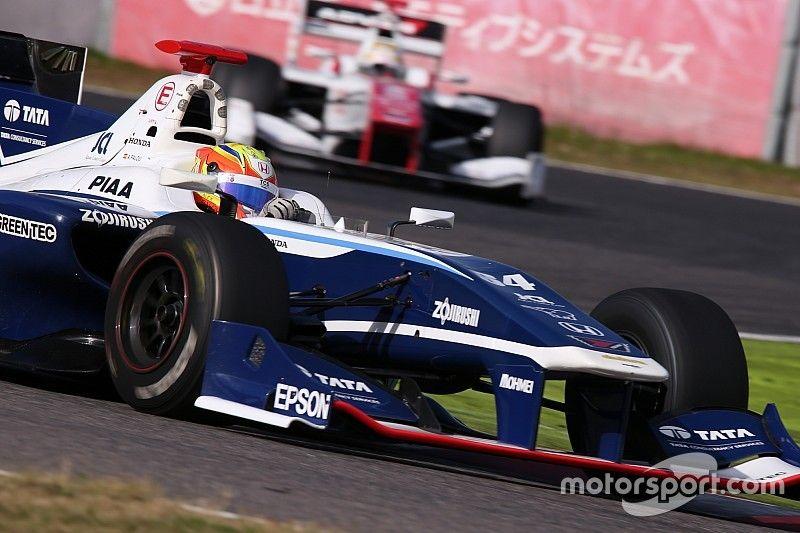 Palou disputará la Súper Fórmula con Honda