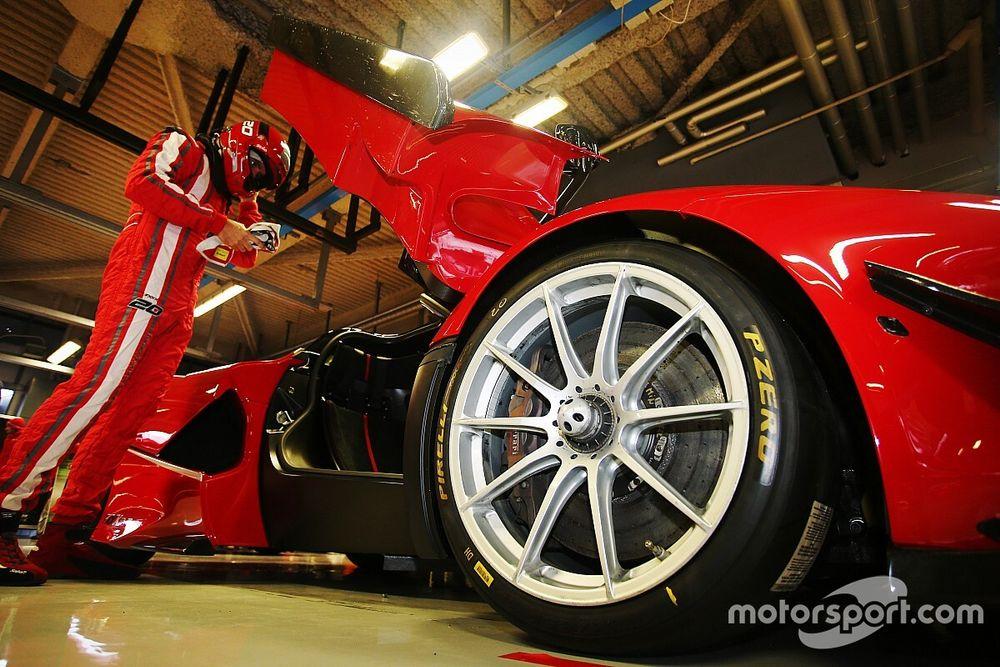 Ferrari: decisione sul programma Hypercar prima di Natale?