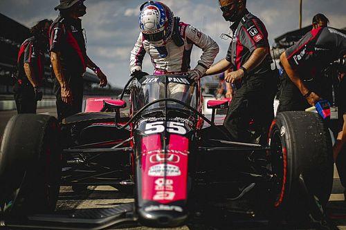 Todas las fotos de Alex Palou en la Indy 500 2020