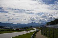 Formel-1-Wetter Spielberg: Die aktuelle Prognose für das Rennen