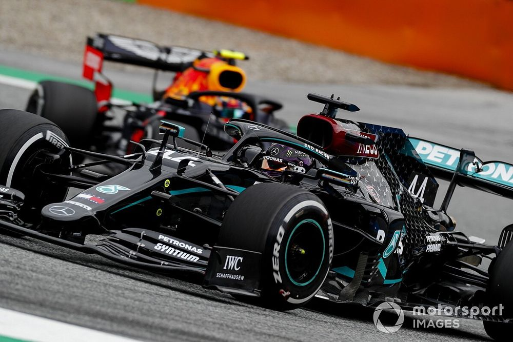 EL1 - Hamilton se remet vite dans le bain, Ferrari discret