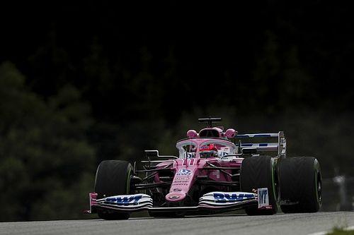 F1オーストリアFP2:メルセデス2台にペレスが続く。レッドブル・ホンダはスピン連発