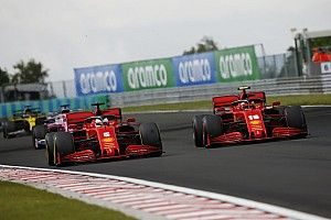 Vettel Nasihati Leclerc Lewat Salam Perpisahan