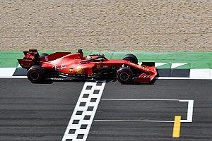 Vettel nie czuł się komfortowo