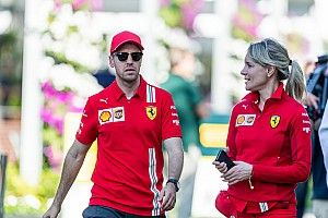 En plena pandemia, Ferrari y Vettel negocian la renovación