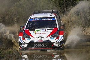 WRC: Toyota con ben 5 Yaris al Rally di Finlandia