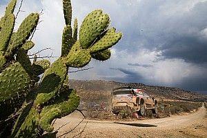 Las espectaculares imágenes del Rally de México 2020