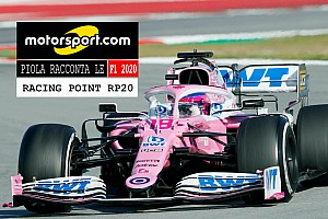 Piola racconta le F1 2020: Racing Point RP20