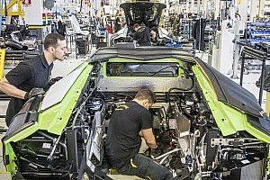 "A Lamborghini ""továbbra is dolgozik"" egy LMDh projekten"