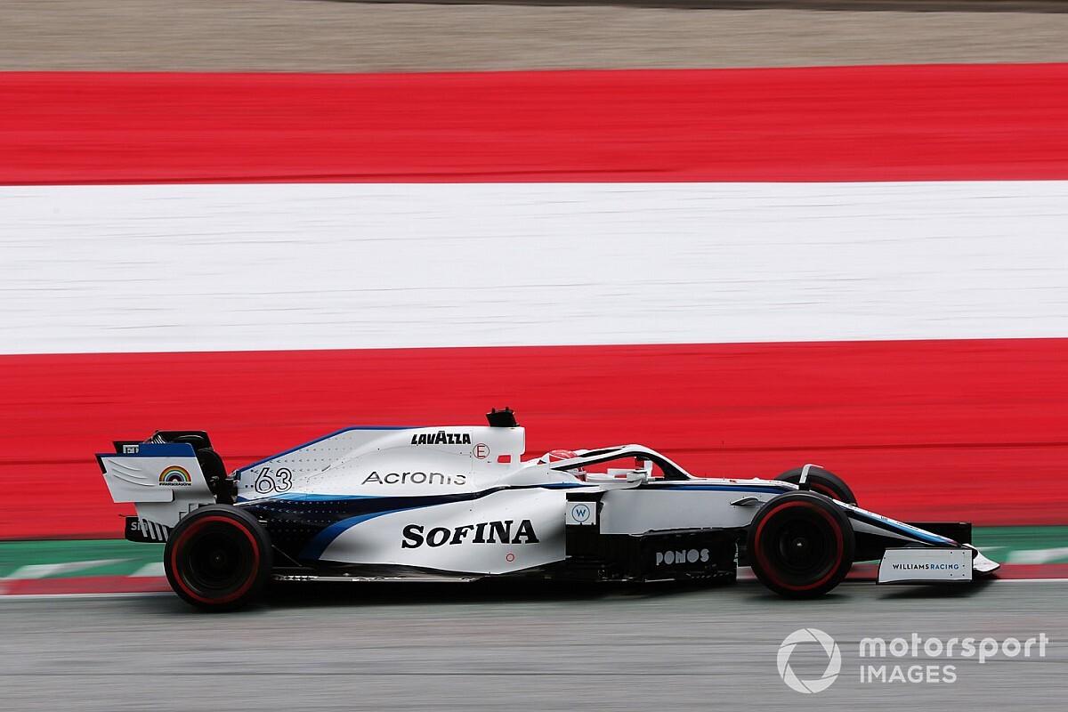 Aitken, Avusturya'daki ikinci yarışta Williams'la antrenman turlarına katılacak