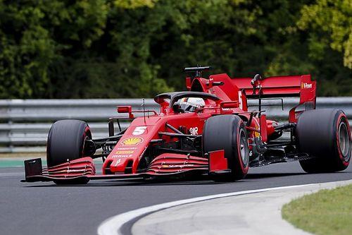 """Vettel: """"Sapevamo che le Mercedes ci avrebbero doppiato"""""""