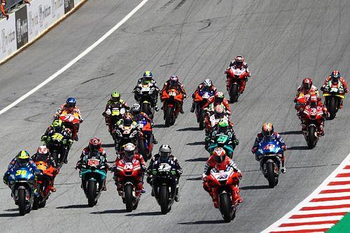 MotoGP Österreich 2020: Die animierte Rundentabelle