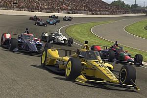 Palou se estrena en el top 5 de la IndyCar Esports