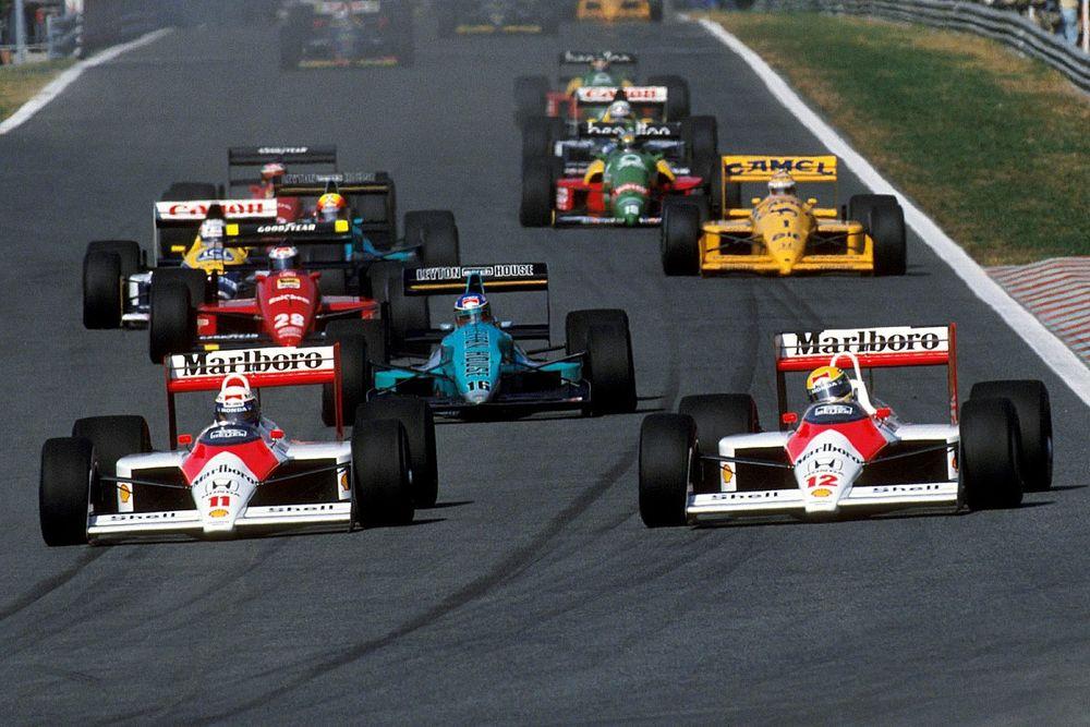 Memória: relembre as oito largadas mais caóticas da história da F1