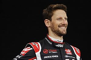 """Grosjean: """"6 hónap alatt 18 versenyünk lehet, ami őrült tempó"""""""