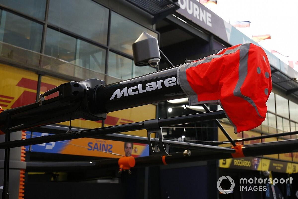 Inkomsten McLaren Group in vrije val door COVID-19