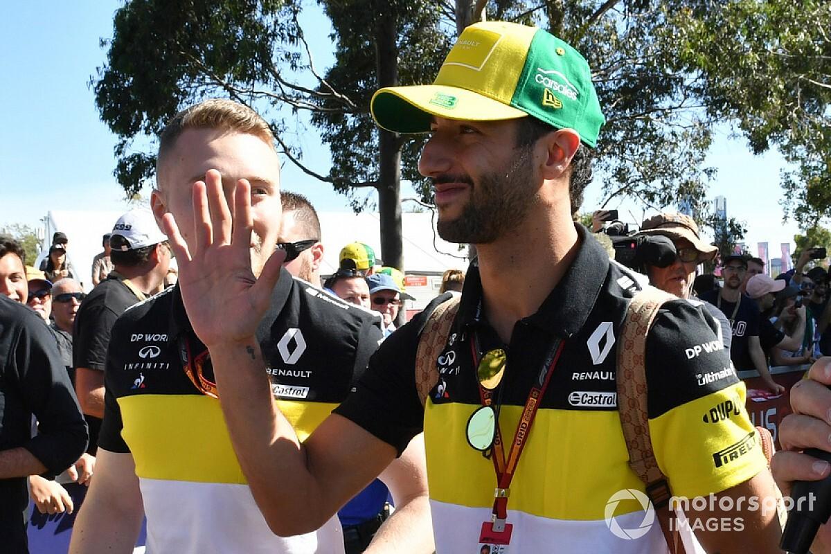 F1 takımları, COVID-19 nedeniyle TV çekimlerini iptal etti