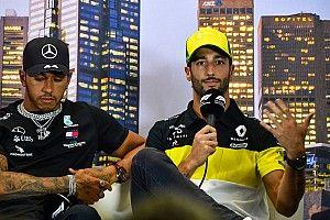 """Ricciardo over racisme: """"Heb veel geleerd de afgelopen weken"""""""