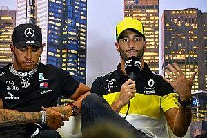 Ricciardo należy do czołówki