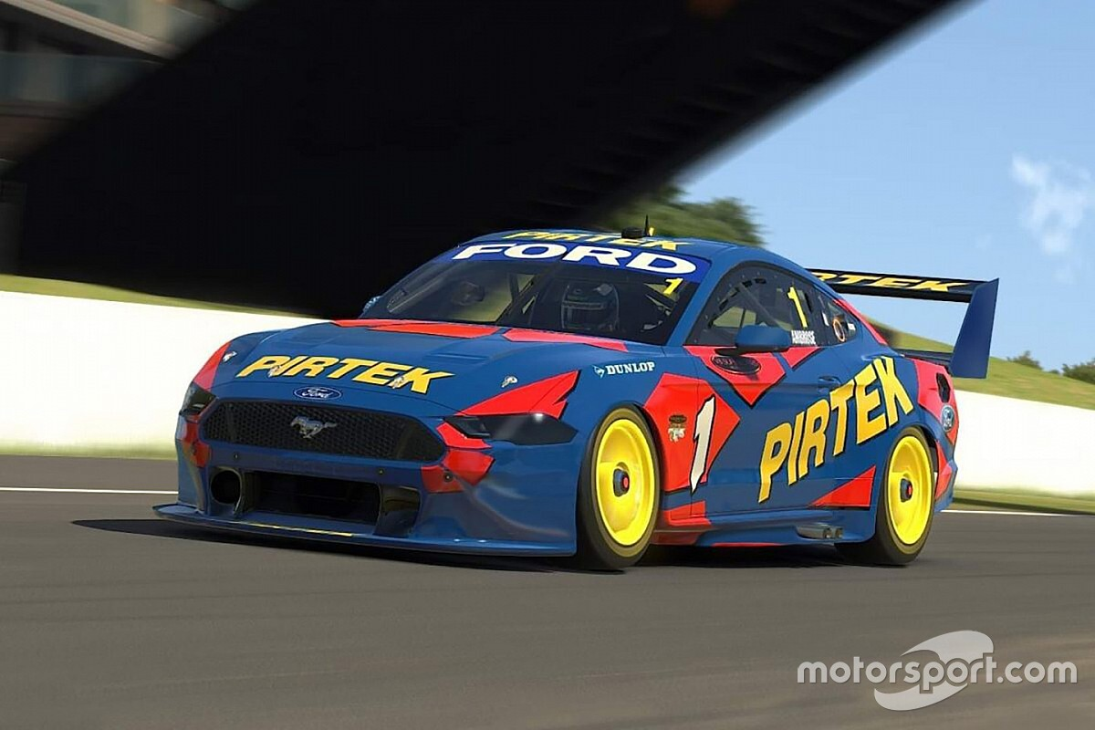Ambrose to make virtual Supercars return