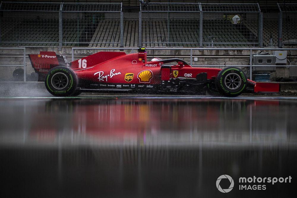 Ferrari muestra signos de mejora el viernes del GP de Hungría