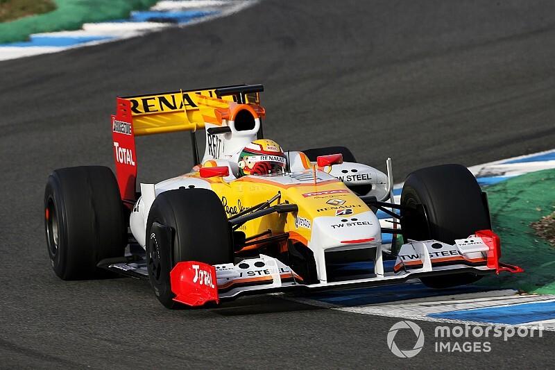 中国F1希望的昔与今