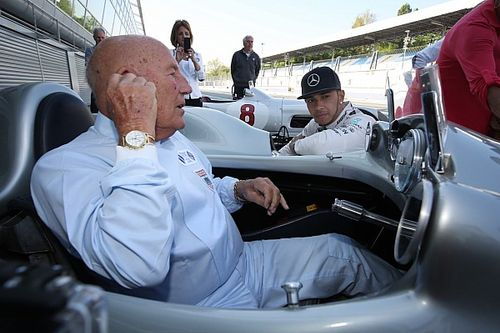 Stirling Moss: l'ultima volta a Monza del Re senza Corona