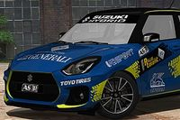 ACI Rally Italia Talent: si riparte con la Suzuki Swift Hybrid