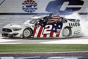 NASCAR Charlotte: Keselowski gewinnt Coca-Cola 600 vom Ende des Feldes