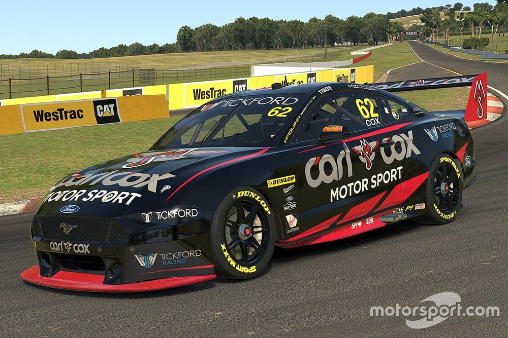 Carl Cox to race in Supercars Eseries