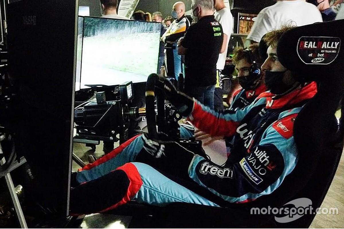 1° Real Virtual Rally Race: sfida per campioni veri