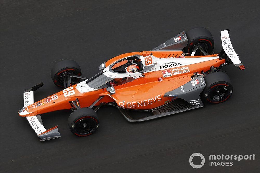 IndyCar: Hinchcliffe torna full time con Andretti Autosport