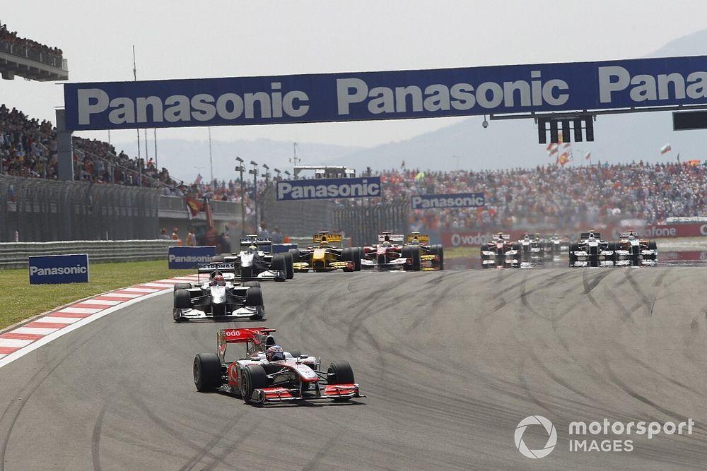 Turkey joins 17-race 2020 Formula 1 calendar