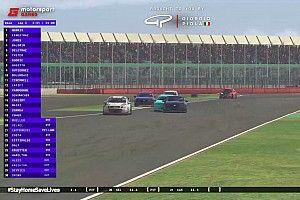 Veloce ve Motorsport Games'in düzenlediği yarışı Norris kazandı, Cem altıncı oldu