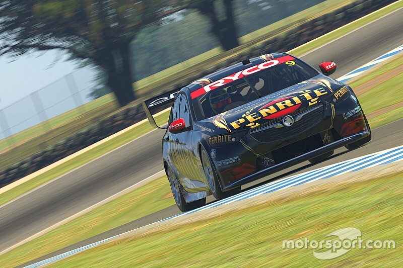 Brown replaces Reynolds in Supercars Eseries