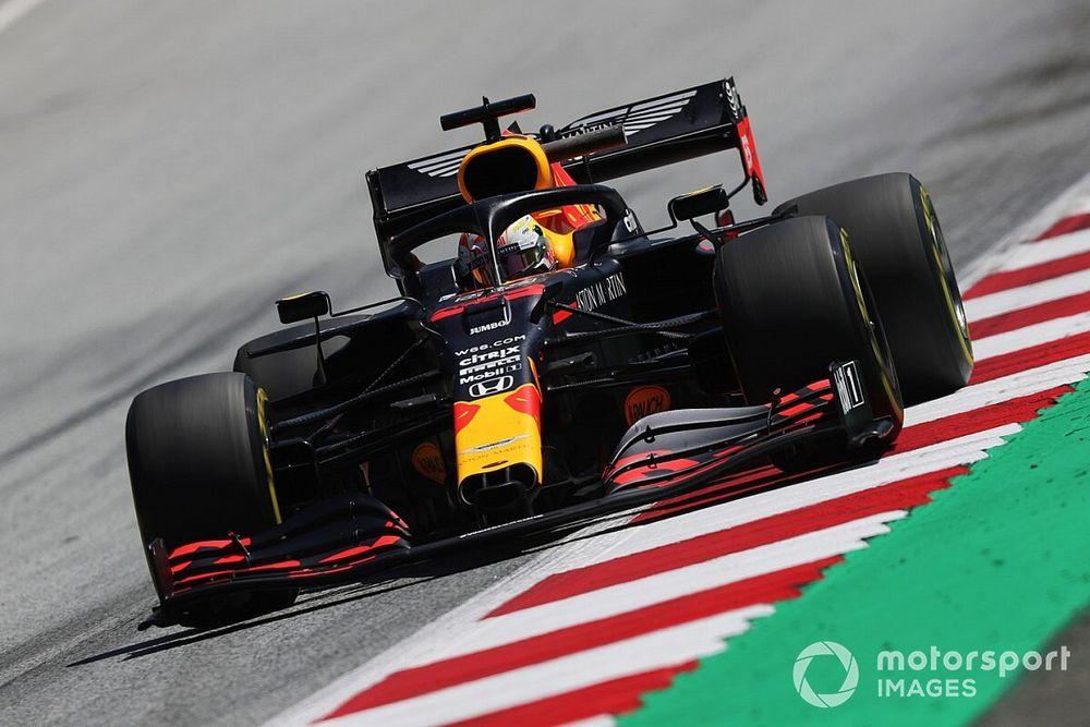 2020 Steiermark GP 2. antrenman: Verstappen, Bottas'ın 0.043 saniye önünde lider