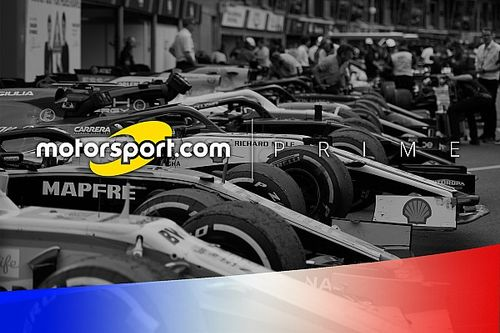 Motorsport Prime, Fransa edisyonunda hizmete girdi