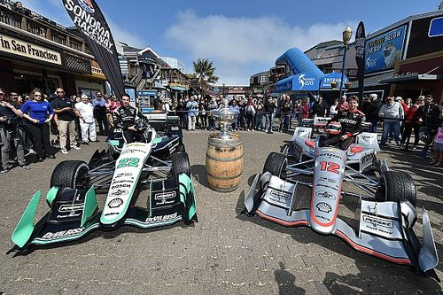 Contrasting fortunes, contrasting moods for Pagenaud and Power