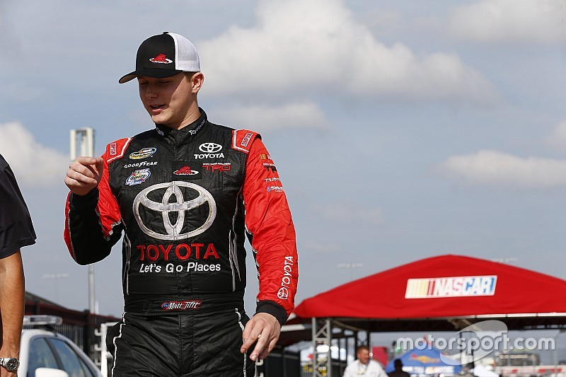 Tifft secures full-time Xfinity ride with Joe Gibbs Racing