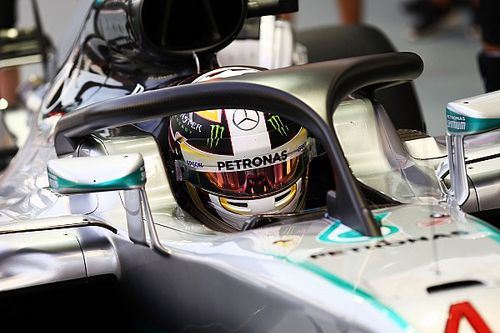 F1 drivers back safety push despite Halo backlash