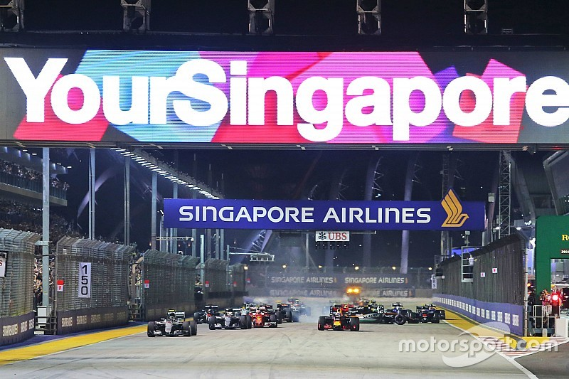 """New Singapore GP deal """"very close"""", says promoter"""
