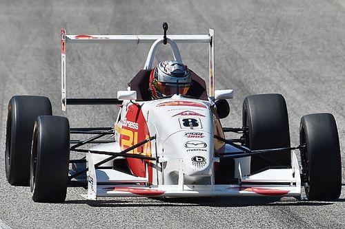 Martin's gain, Thompson's pain in Mid-Ohio Race 1