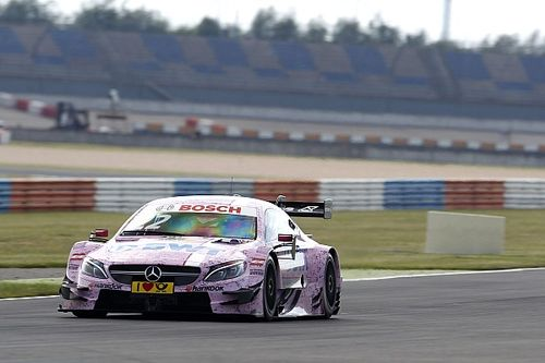 Lausitz DTM: Auer controls Race 2 for maiden victory